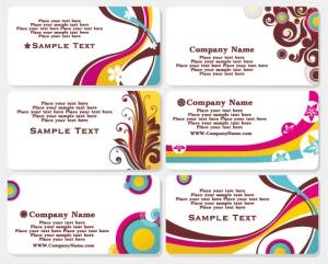 Business card artviva comunicao visual shutterstock14904520 reheart Choice Image